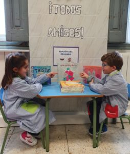 Rincón del diálogo de INFANTIL